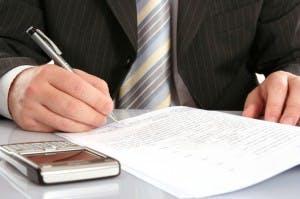 How do I set up banking for a property management franchise?