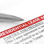 What are the lease obligations for a deceased tenant's estate?