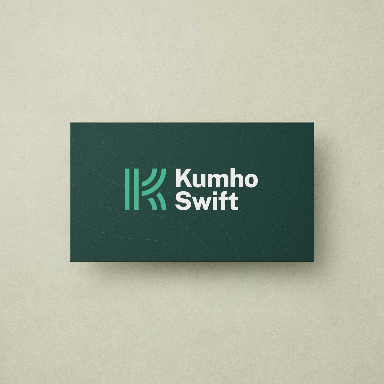 Kumho Swift business card