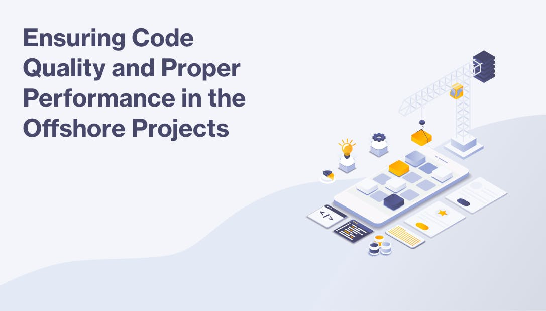 Ensure Good code quality in offshore projects