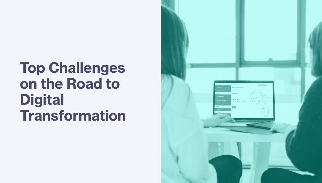 Digital transformation software and challenges