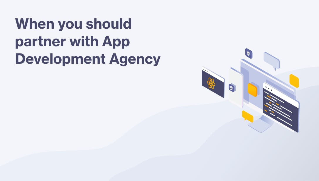 partner with an app development agency