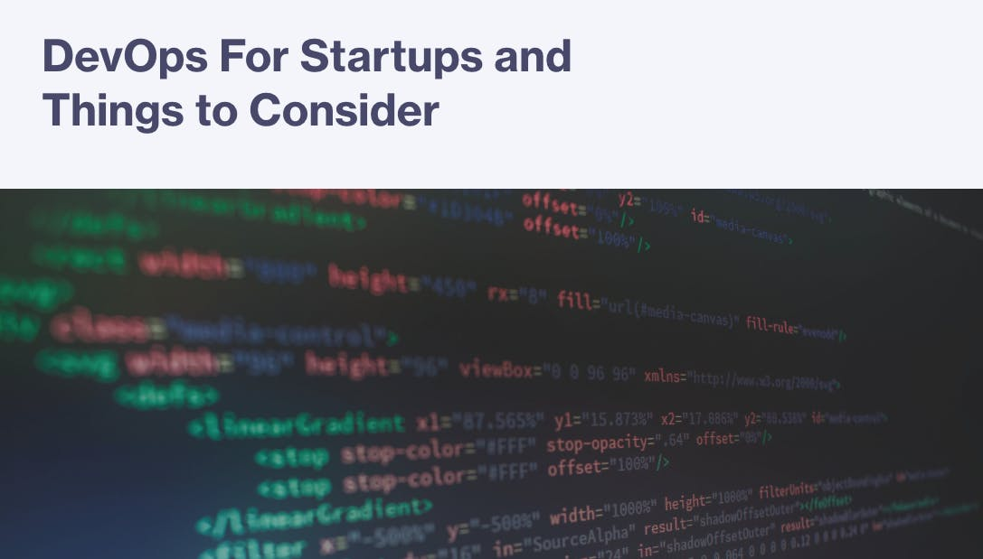 DevOps for Startups and Things to Consider