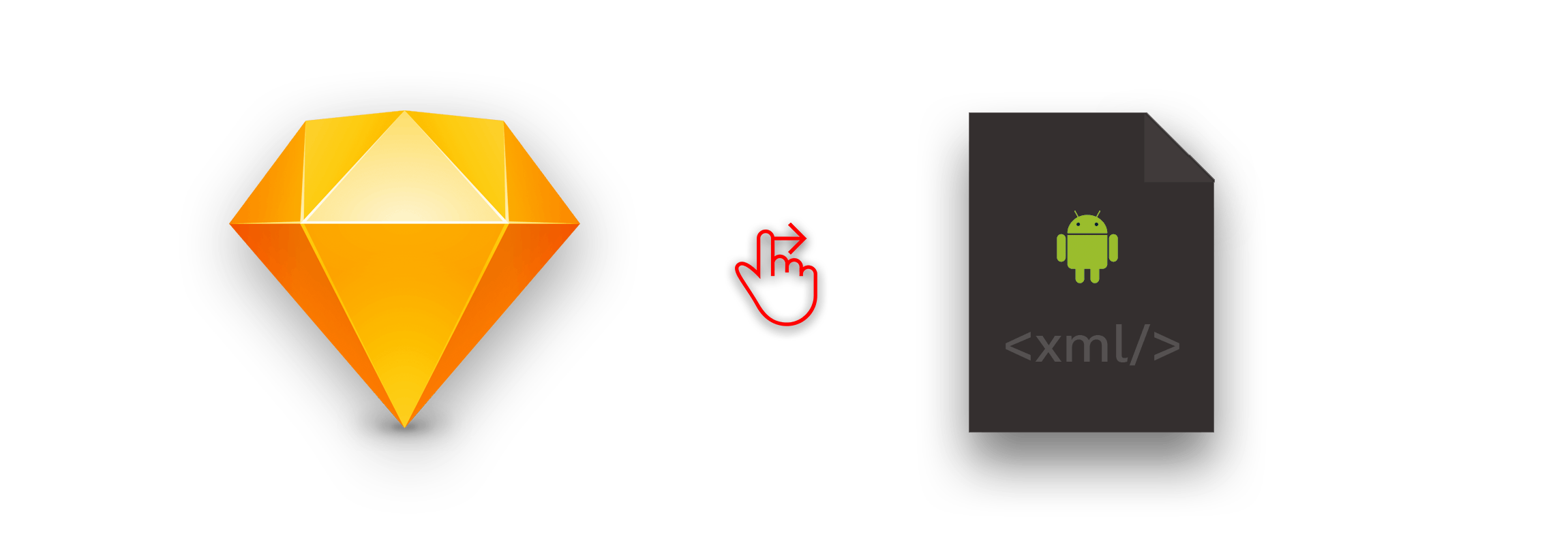 Sketch To Android Xml Conversion