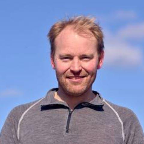 Halvor Lande, CEO
