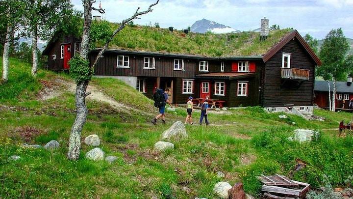 Trollheimshytta (foto fra driva.no)