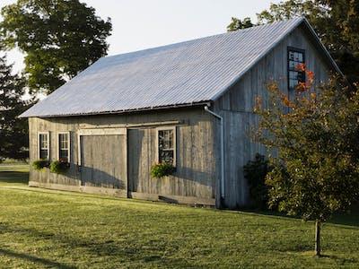 Rénover une grange