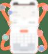 Argent Ethereum DeFi wallet –exchange trade screen