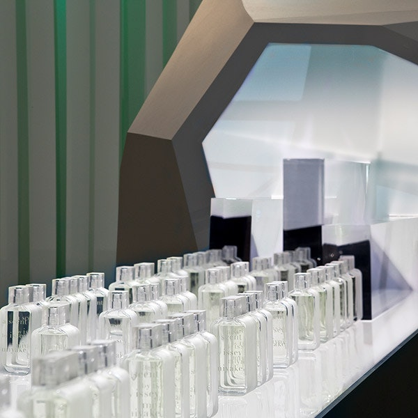 Lancement presse a scent for Issey Miyake