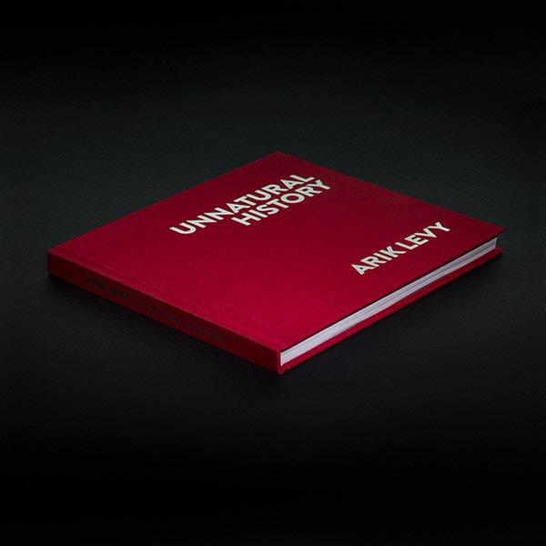 Unnatural History book