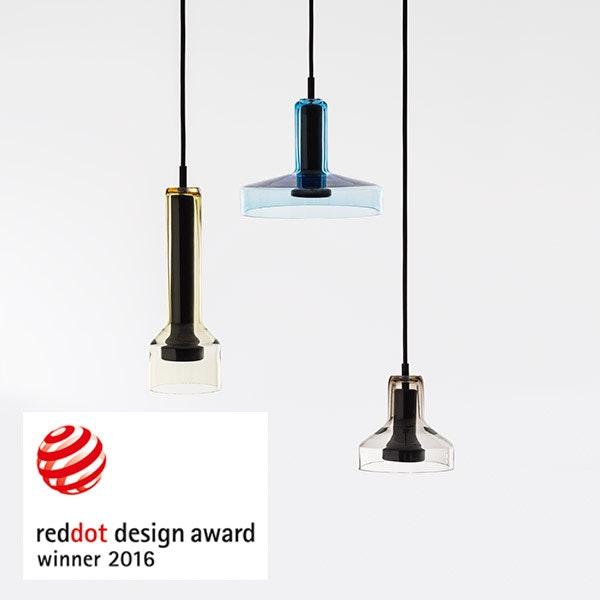Red Dot Award 2016 - Lighting design winner