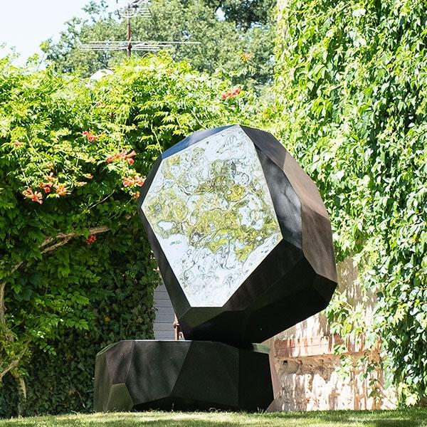 RockFormation 162 Bronze
