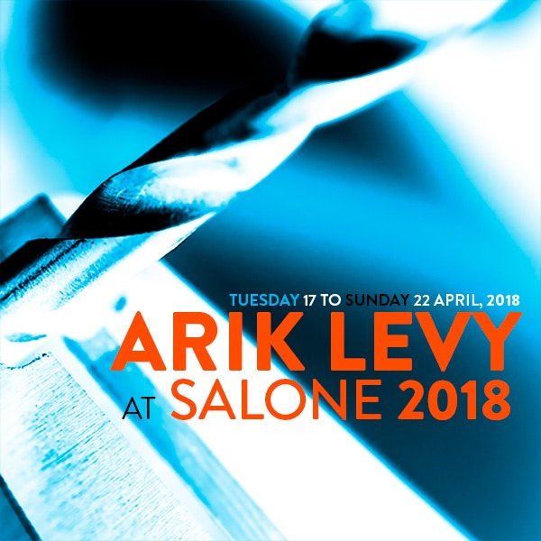 ARIK LEVY MILANO DESIGN WEEK 2018