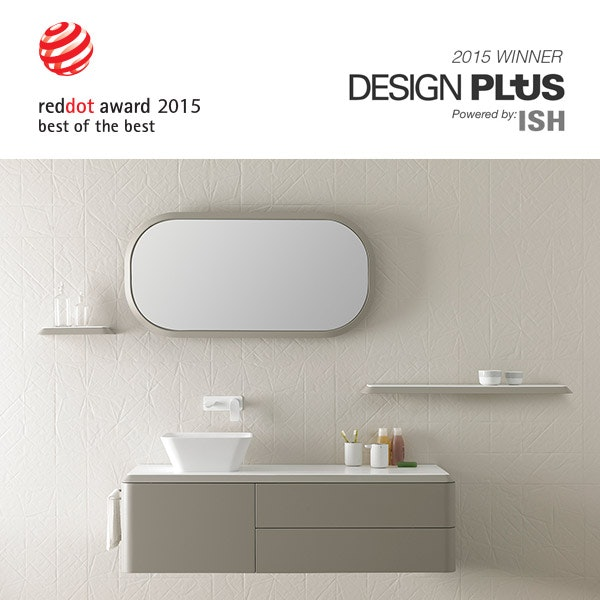 Red Dot Award 2015 - best of the best award