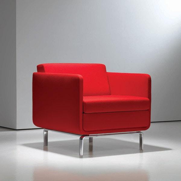 Gaia lounge collection for Bernhardt Design