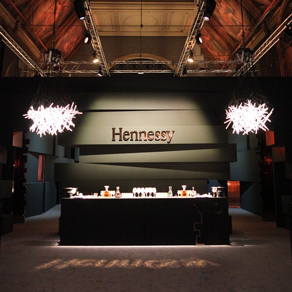 Hennessy 8 international launch event Paris