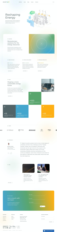 Smartwatt Home Page