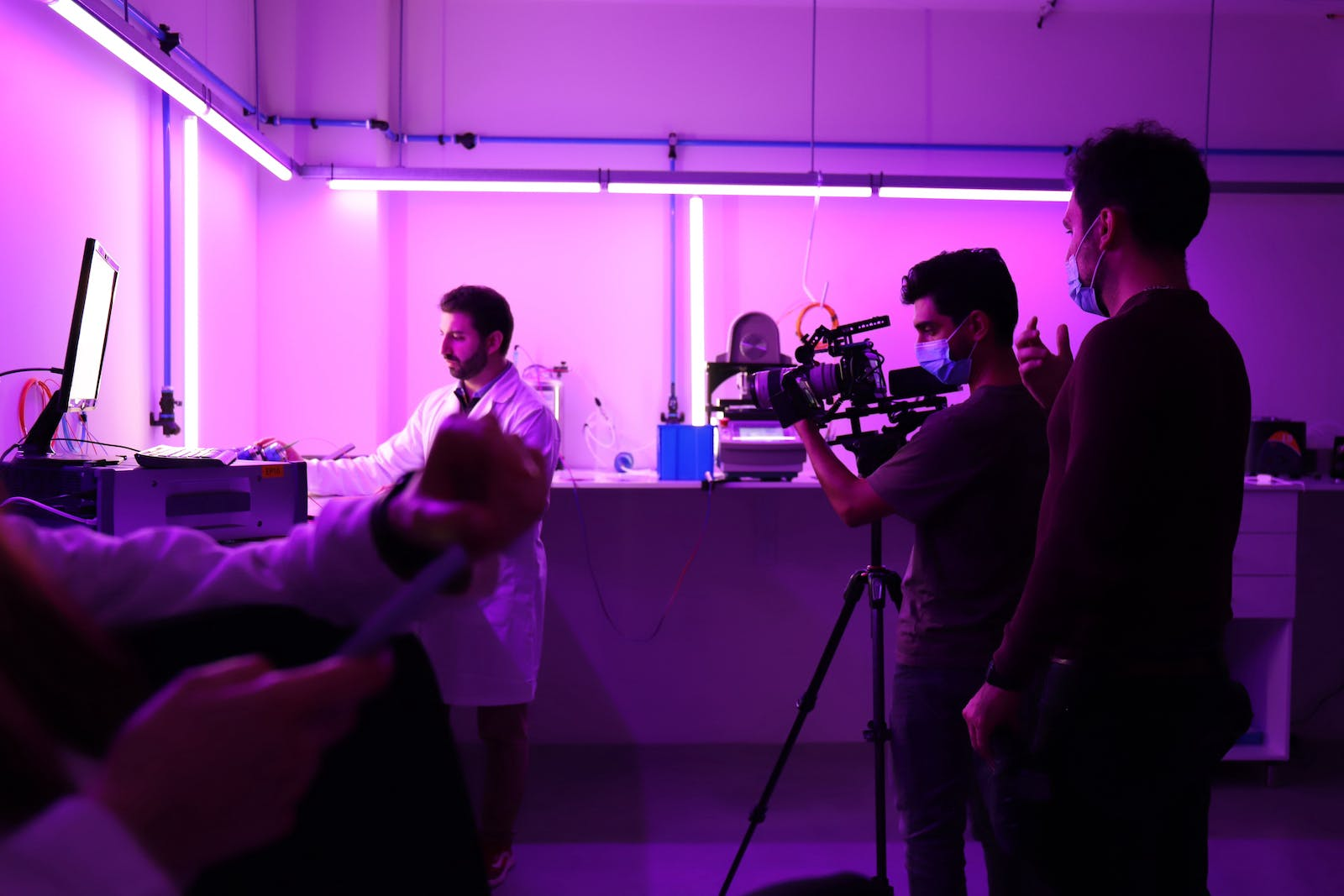 HIGGS Making-of Commercial Film