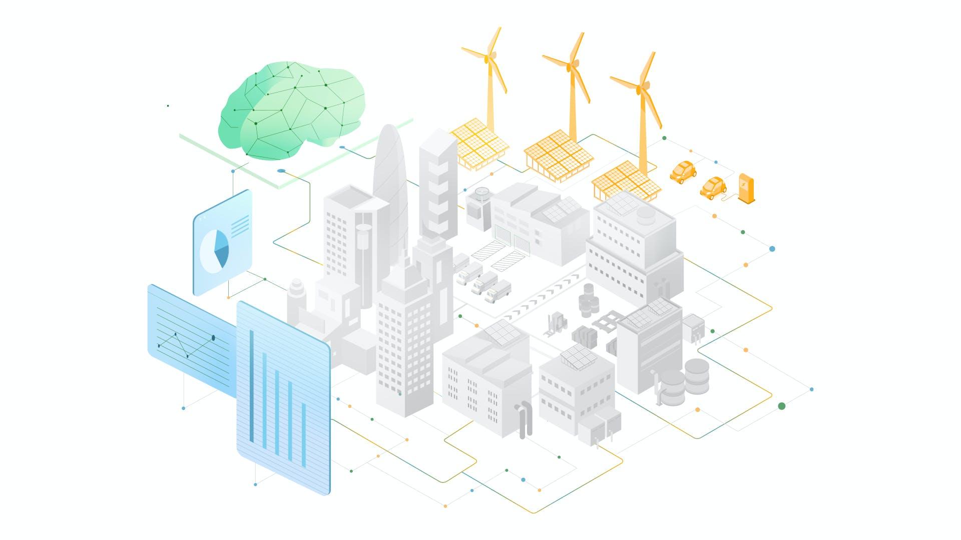 Smartwatt Illustration