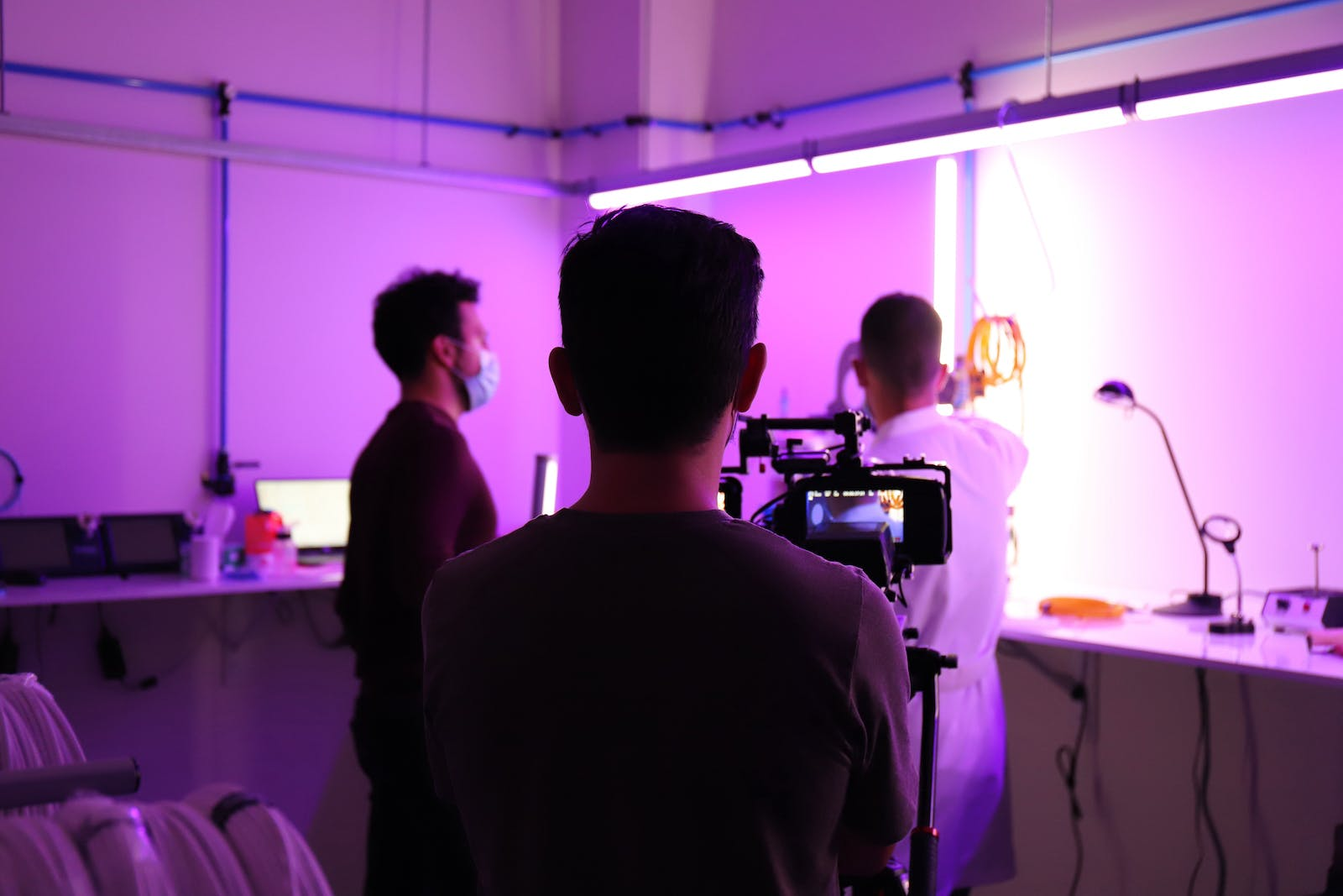 HIGGS Making of Commercial Film