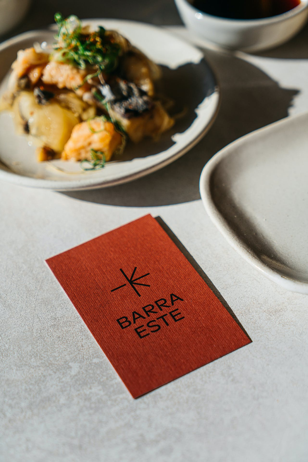 Barra Este Business Card