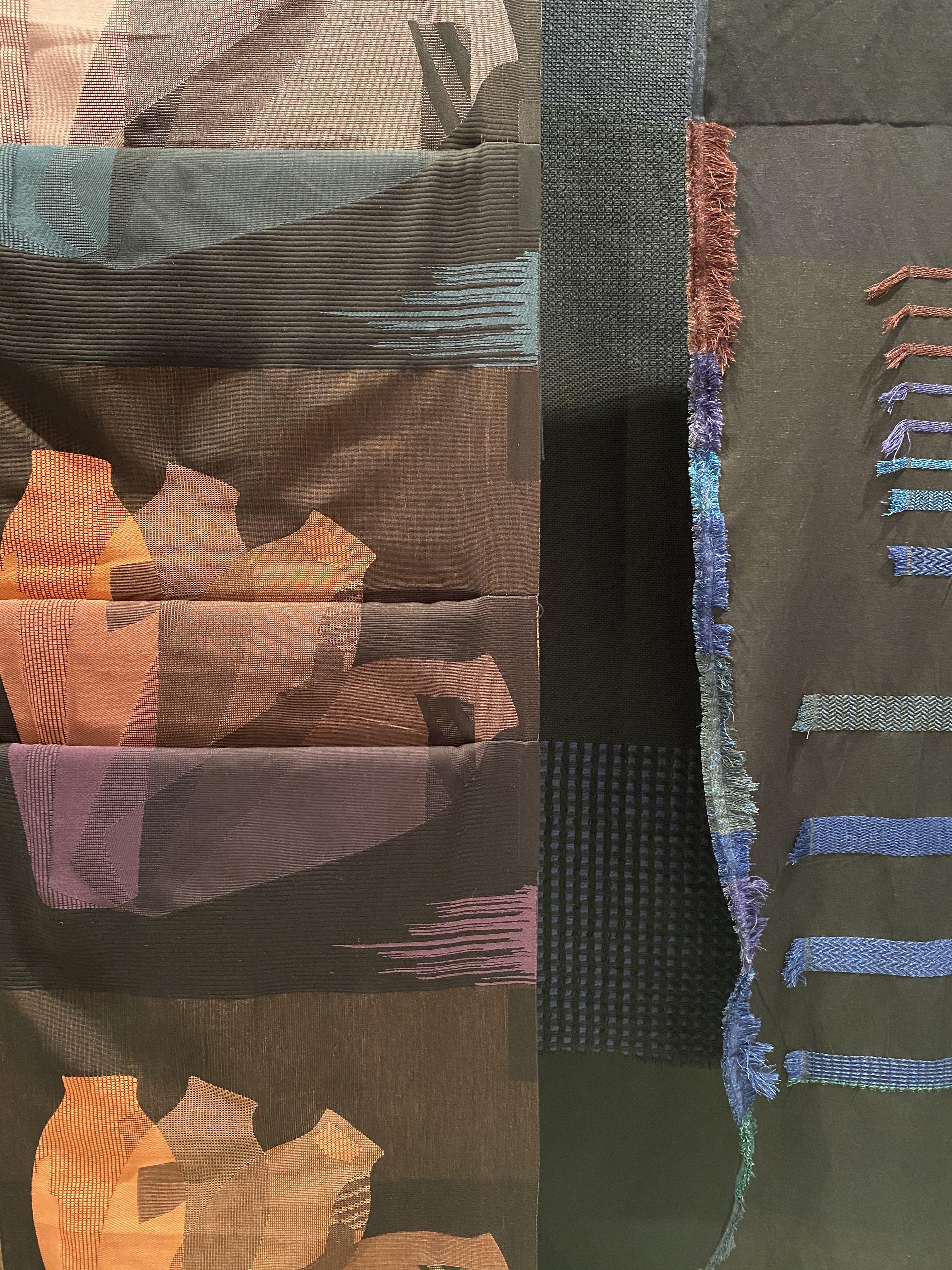 HELLA JONGERIUS - COLOURFUL BLACK INSTALLATION - 2017/2010 - Colors, etc. LILLE3000 au Tripostal.