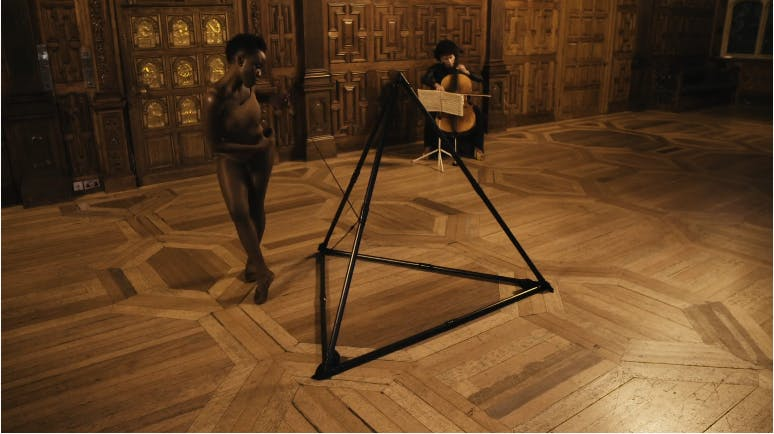 Enam Gbewonyo - Unbinding Performance Still