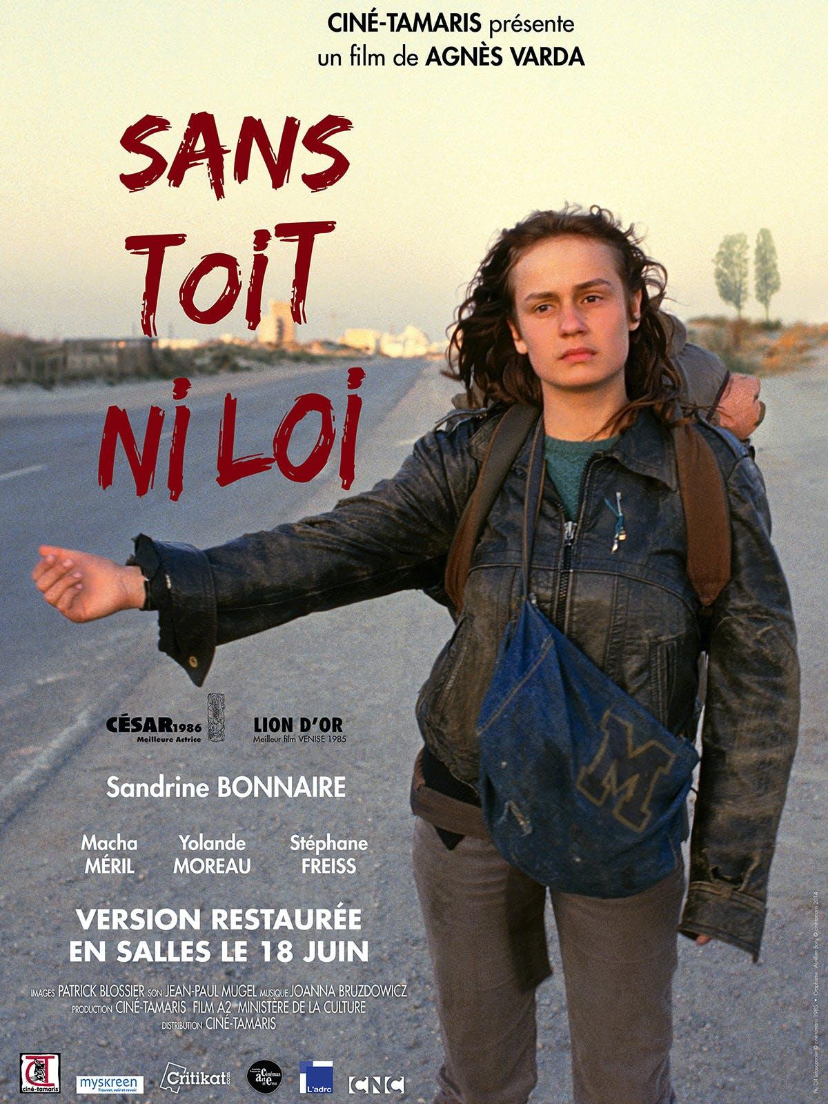 Agnès Varda - Sans toit ni loi - Film