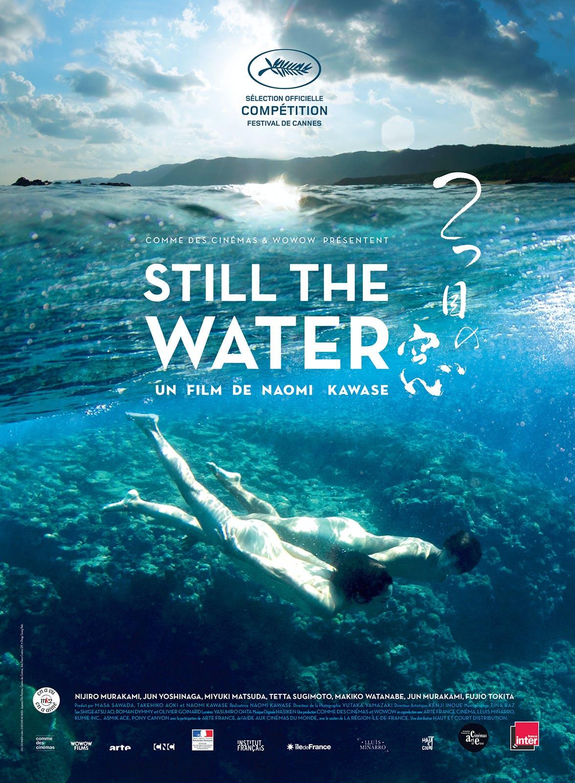 Affiche film Naomi Kawase - Still The Water