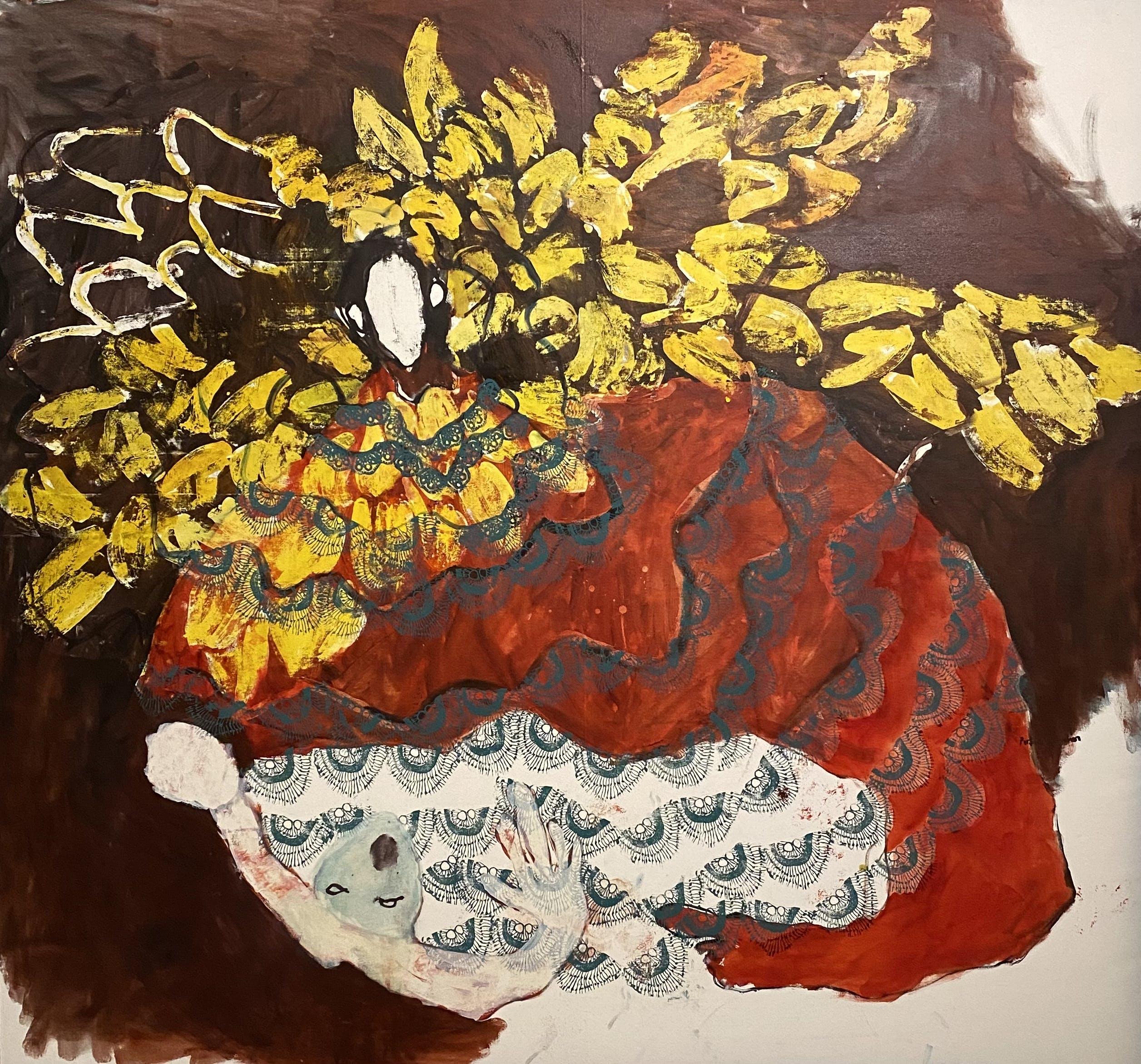 Portia Zvavahera - Arise Spirit Within - The Power Of My Hands - Musée d'Art Moderne de Paris