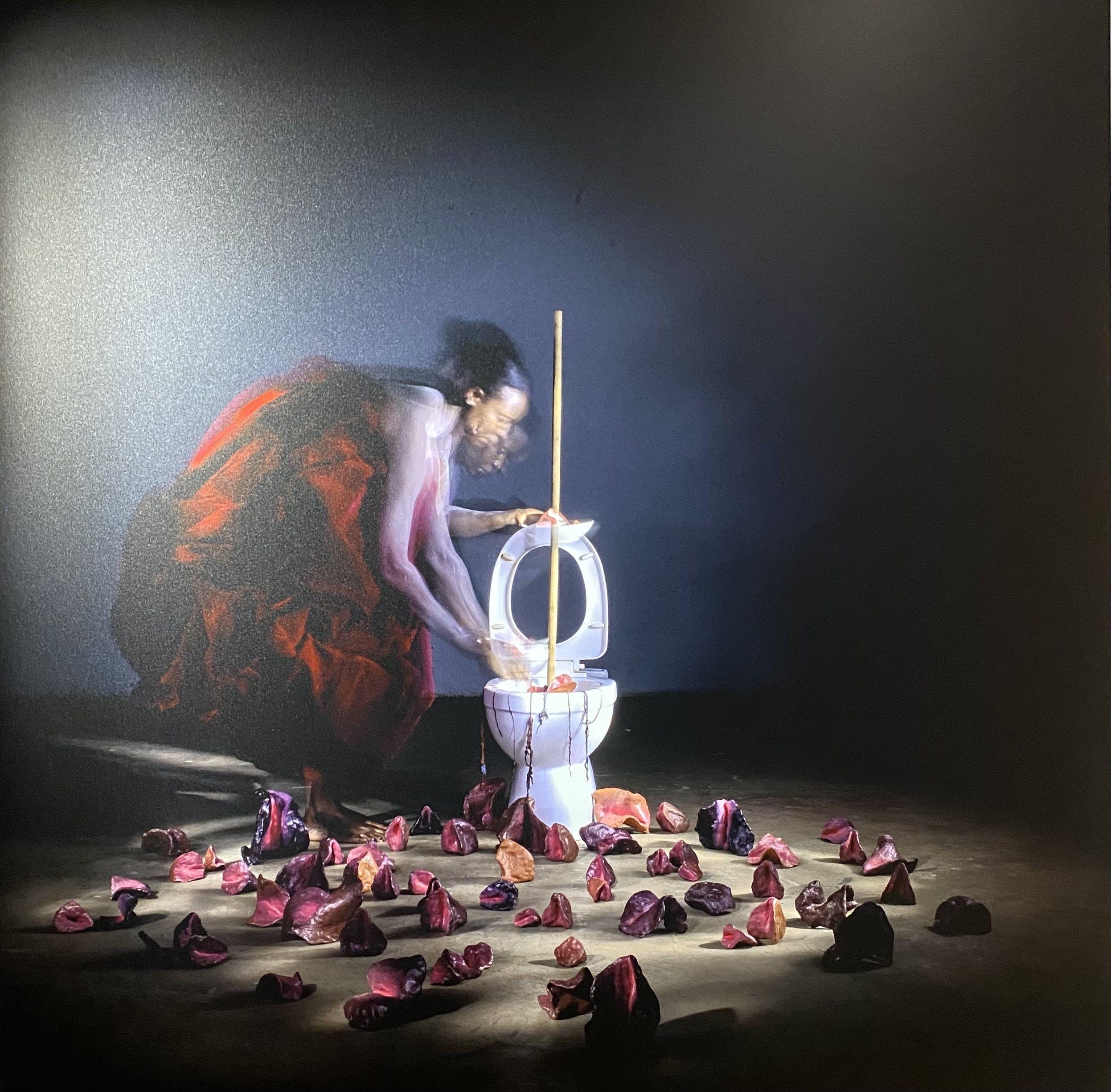 Stacey Gillian Abe - ENYA SA (Impression sur Didon) - The Power of My Hands - Musée d'Art moderne de Paris
