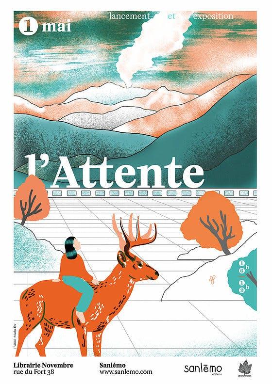 l'Attente - Sanlēmo éditions