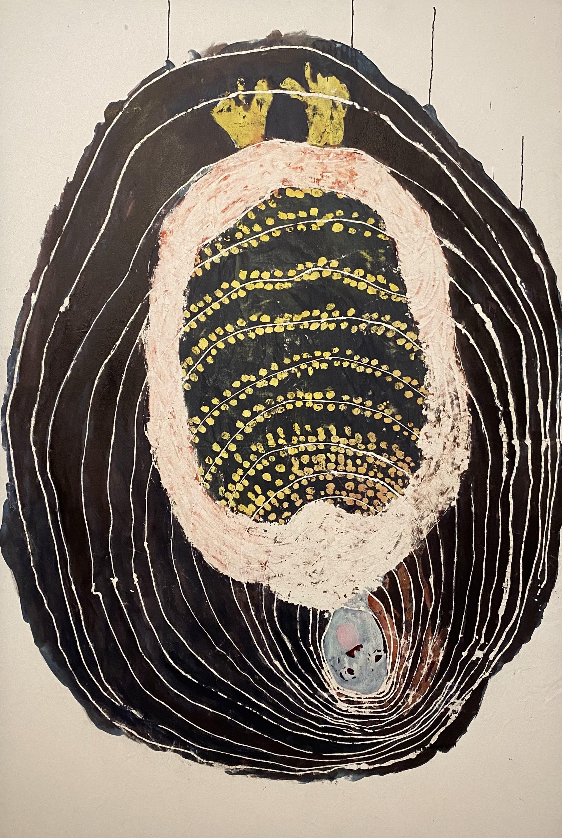 Portia Zvavahera - Kubuda Mudumbu Rinerima (Rebirth From The Dark Womb) - The power Of My Hands - Musée d'Art Moderne de Paris