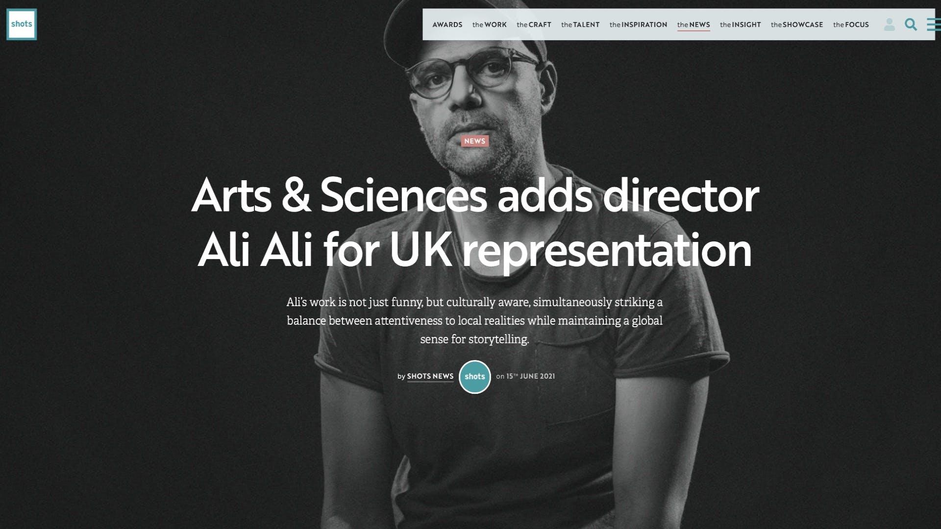 Ali Two Times