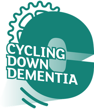 Cycling Down Dementia Logo