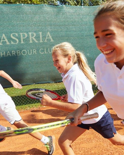 Le développement au sens large à l'Aspria Academy