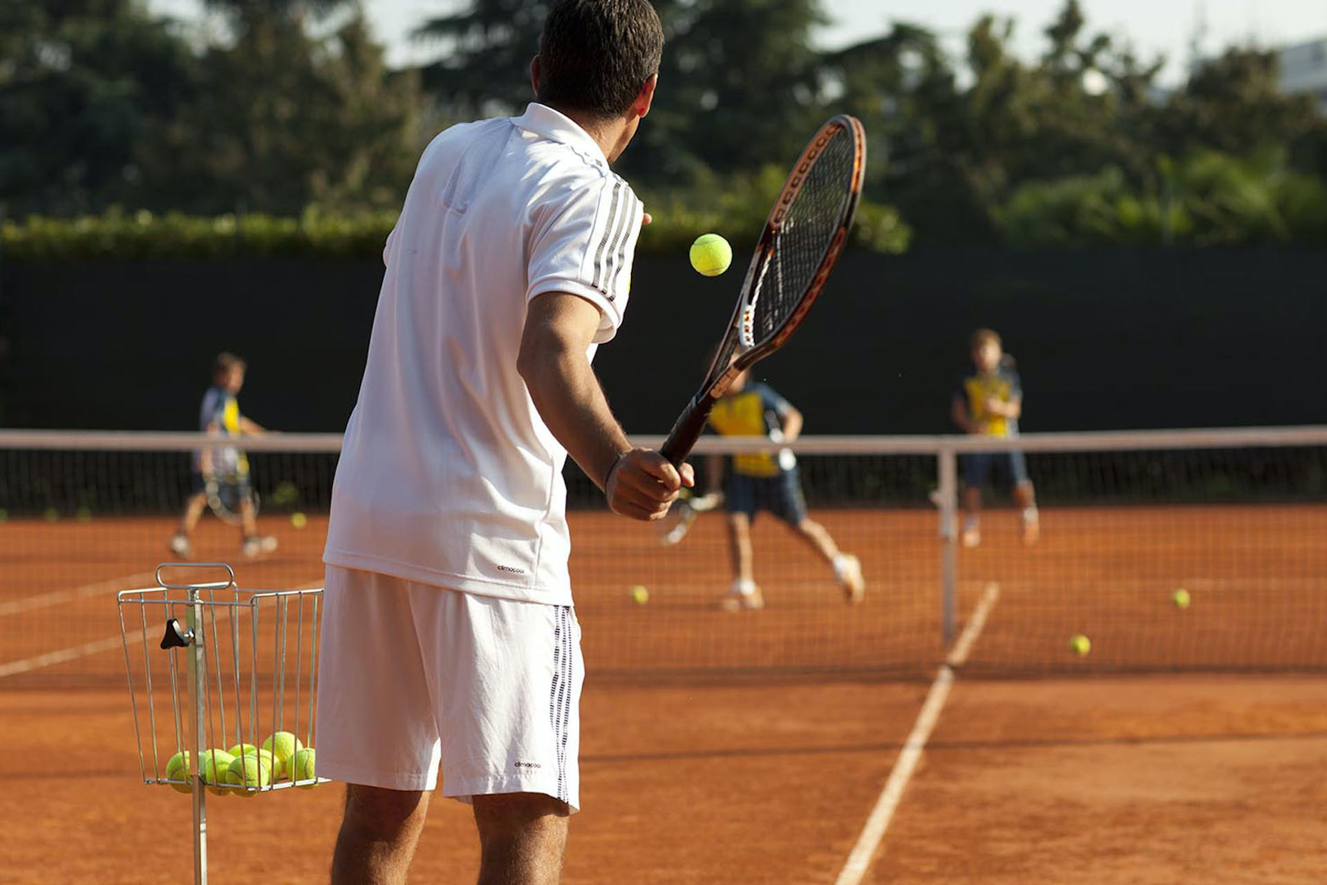 For Tennis And Padel Lovers