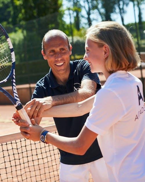 Stages de tennis pour les enfants