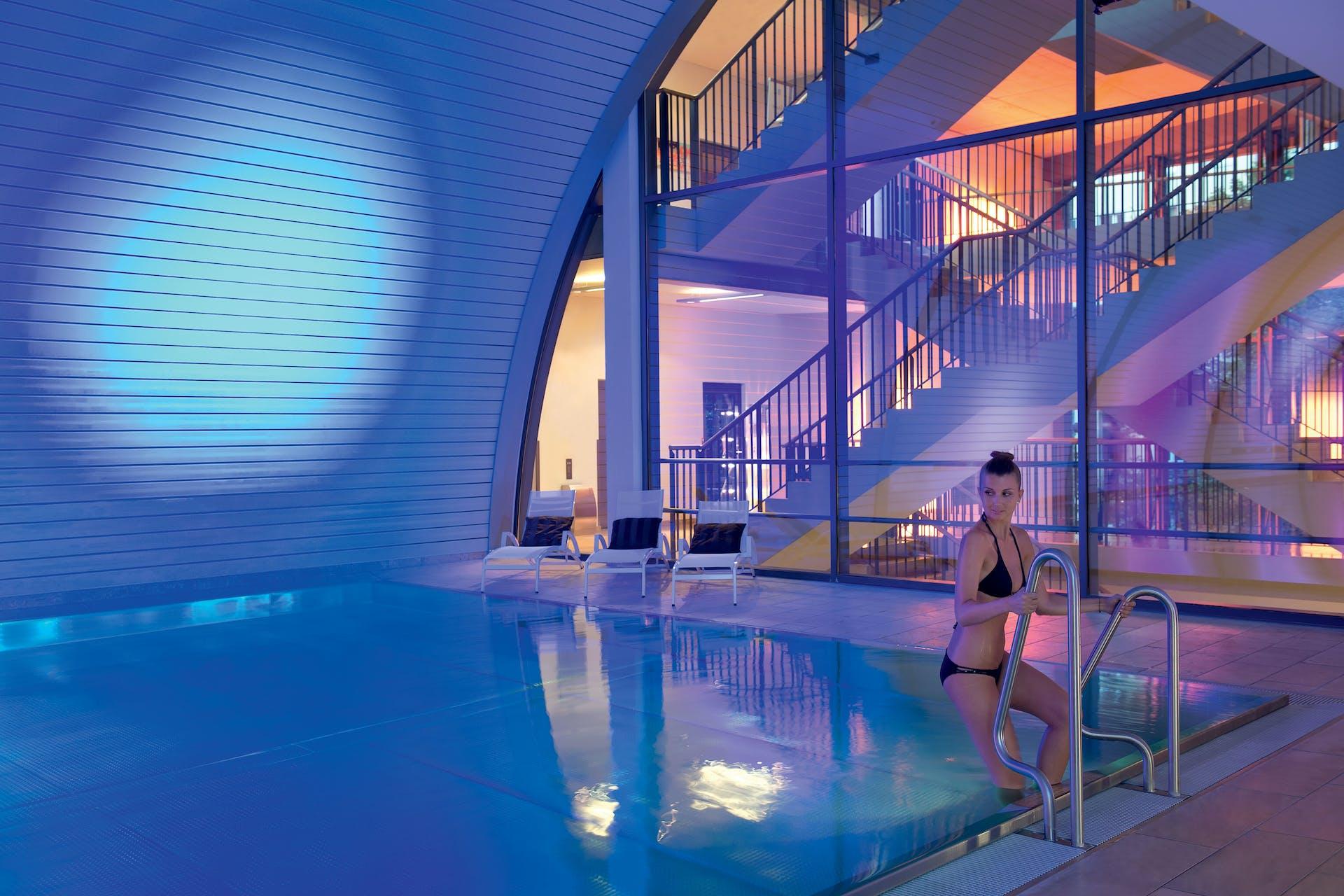 Perfekt für Schwimmfans