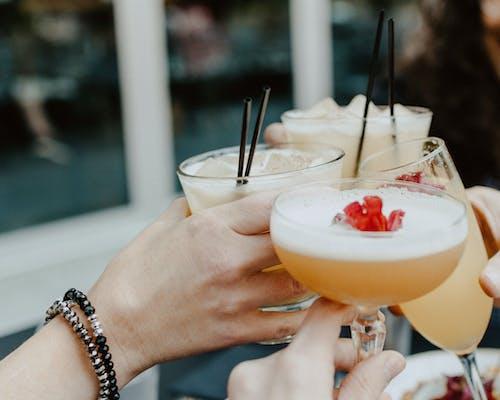 Essen, Trinken und gute Gesellschaft