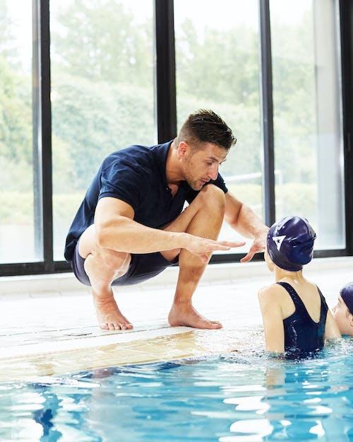 Zwemlessen voor kinderen