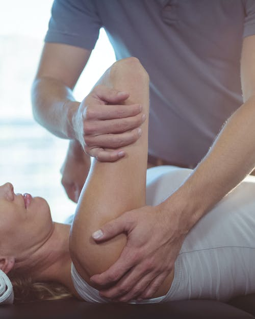 Physiotherapy and recovery