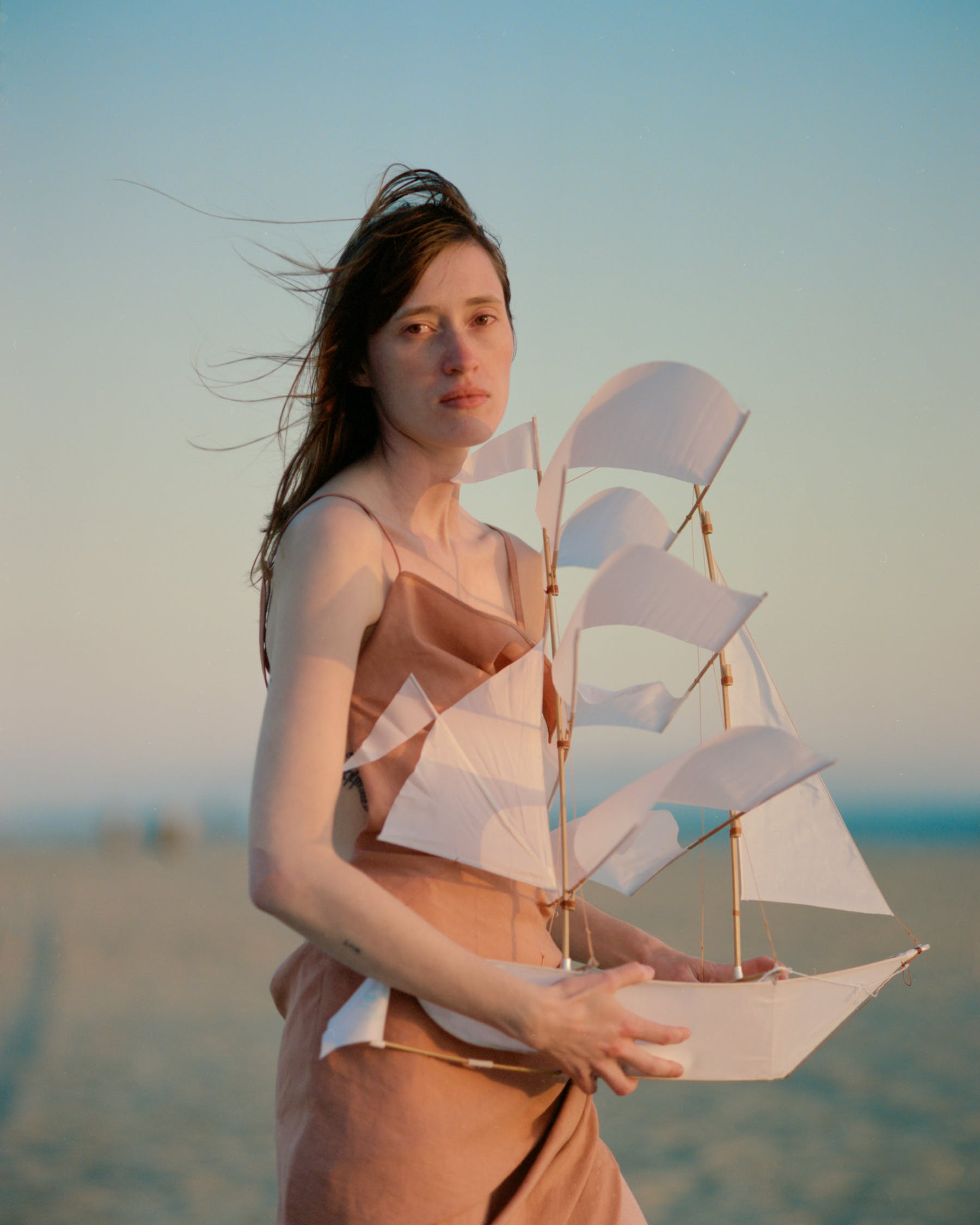 Arianna Lago x Britt Layton Baptista
