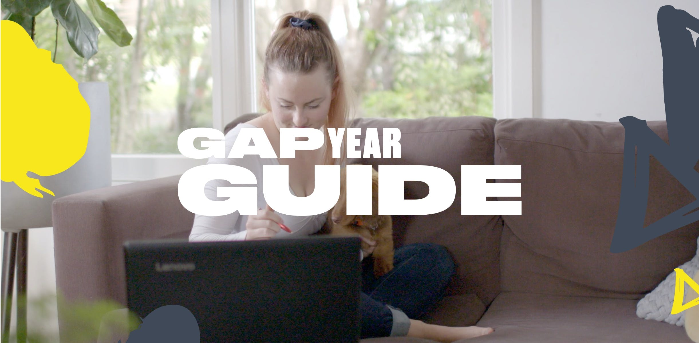 IMAGINING GAP YEAR AND UNI DIFFERENTLY