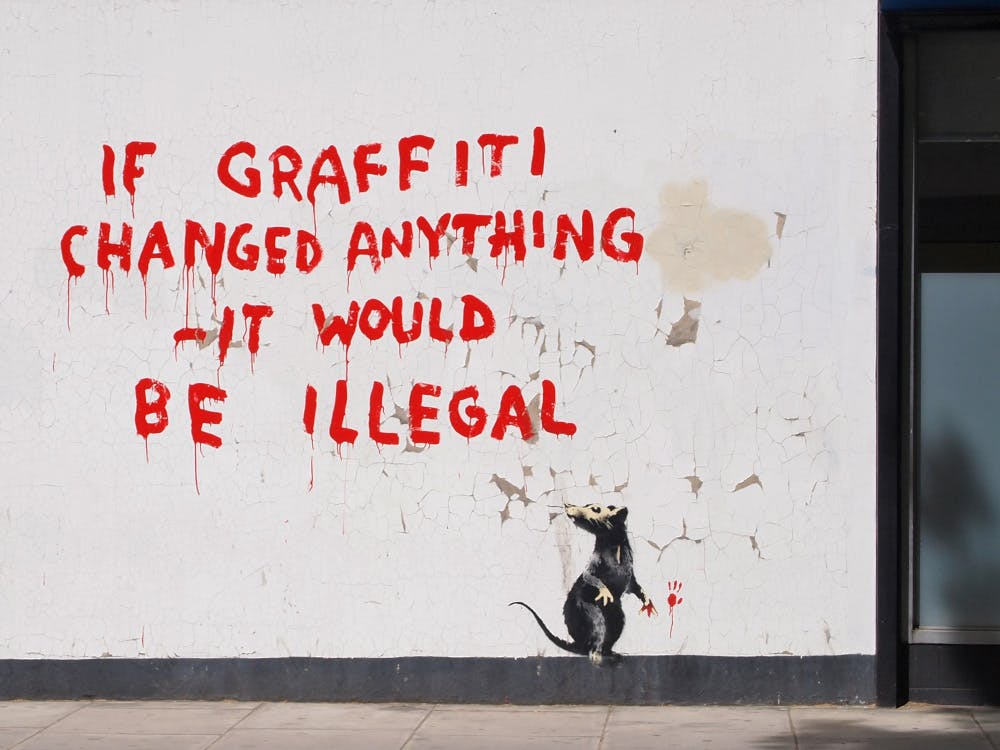 The Banksy Effect