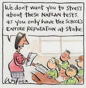 NAPLAN: what is it good for?