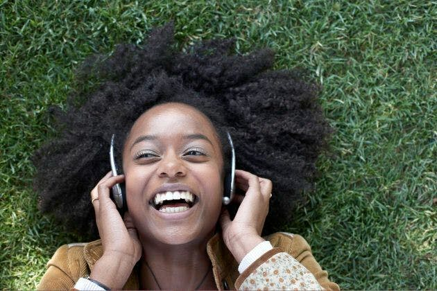 Why does listening to music make me feel so good?