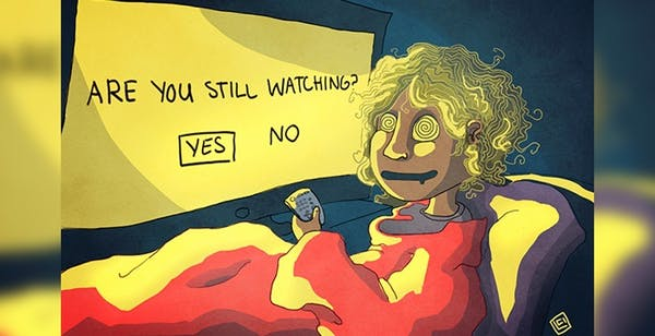 Binge watching: how to do it right