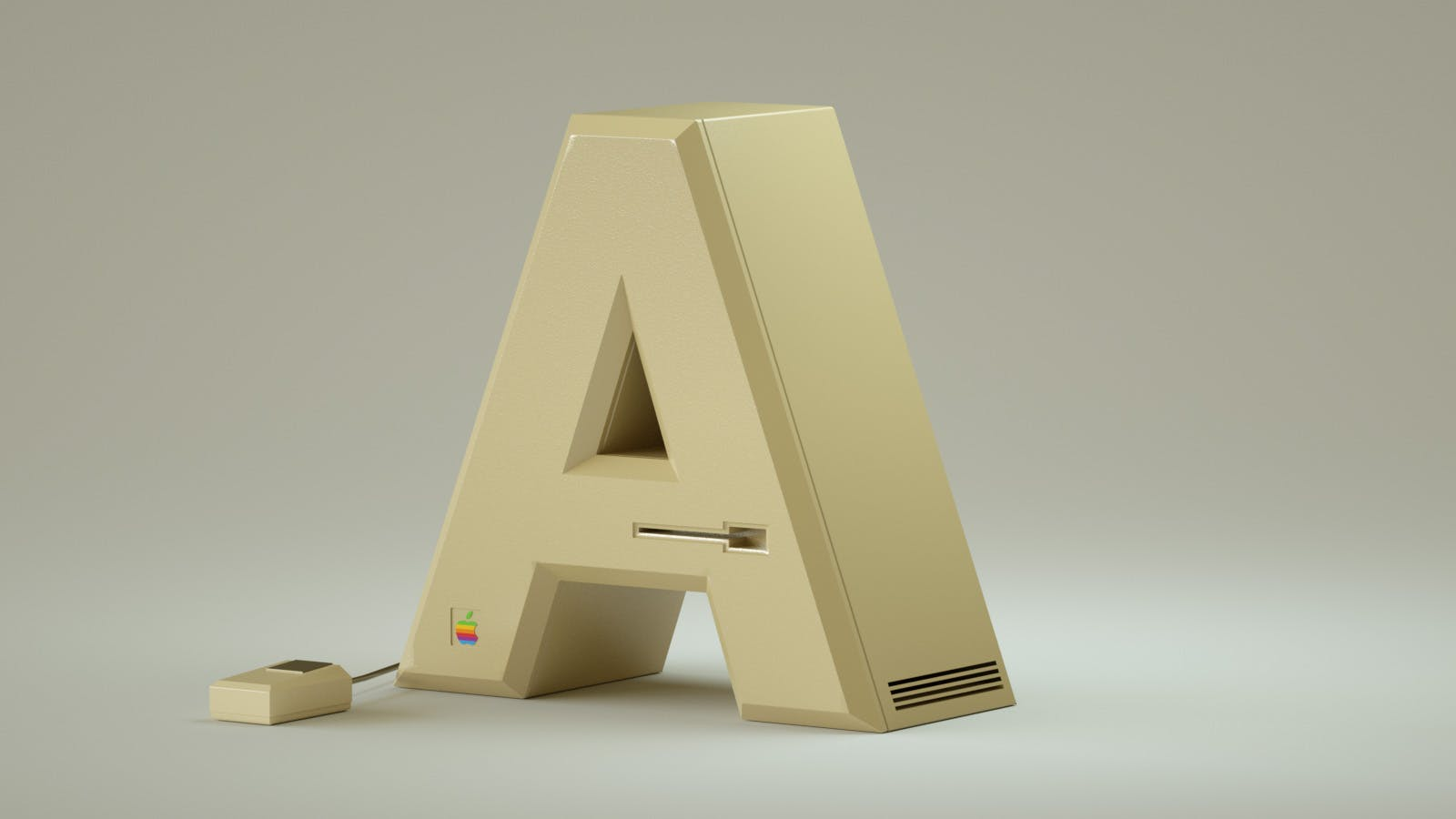 Check out this electronic alphabet