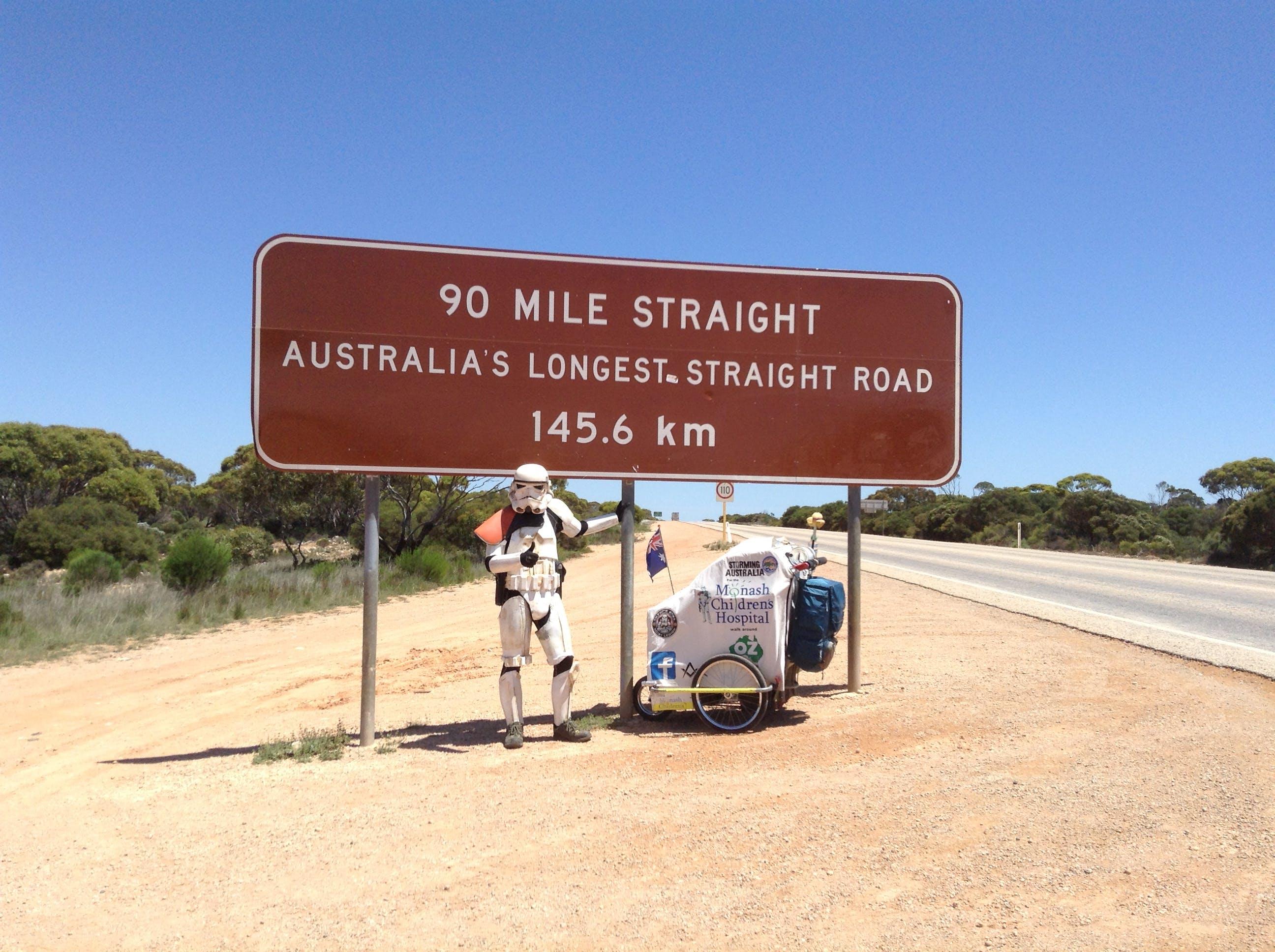 Australia enters the Space Age